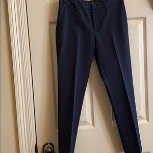 Zara Basic Dark Navy size 02 pants